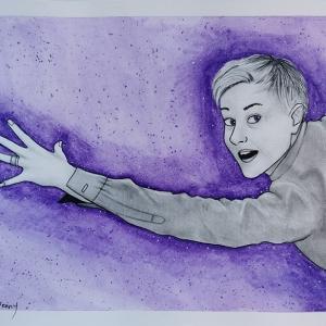 Ellen Degeneres - Quinn Denny