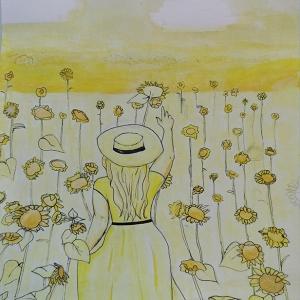 Sunkissed - Thalia Ackroyd
